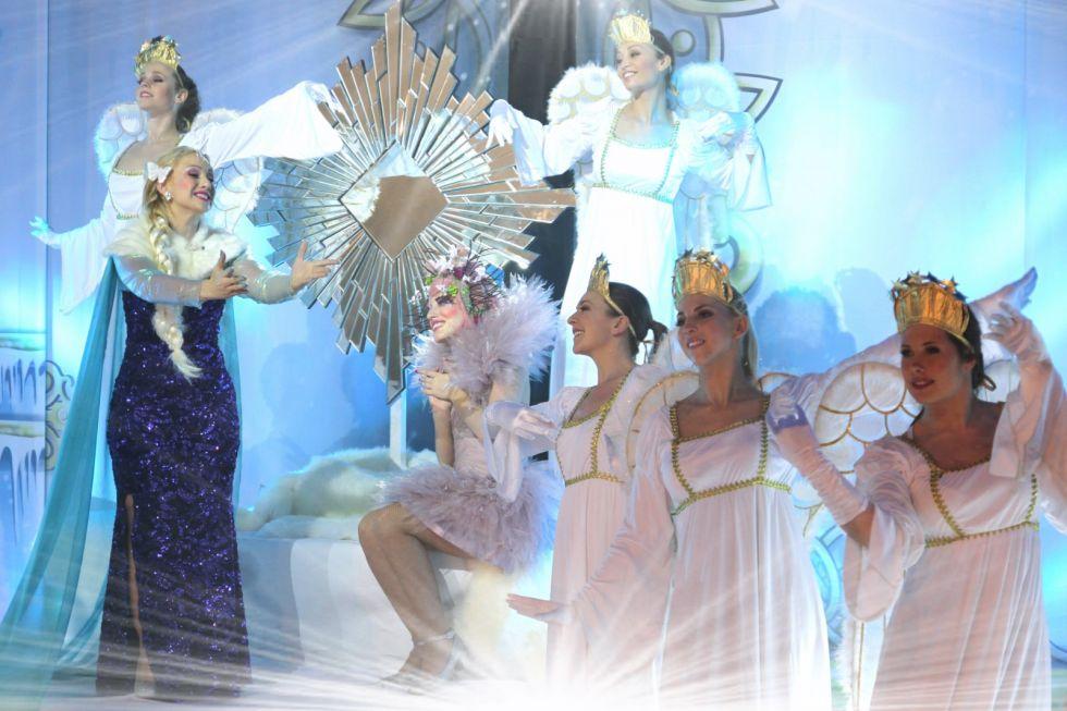 la comdie musicale marseille la reine des neiges nathan show world
