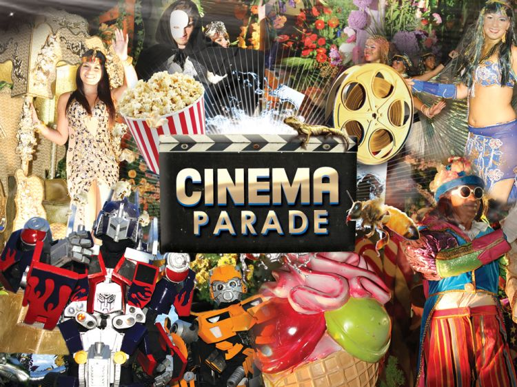 Cinema Parade : Nathan Show World, Sausset Les Pins