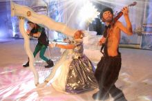 Le spectacle incontournable de La reine des neiges - NATHAN SHOW WORLD