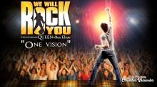 Versailles : comédie musicale We will rock you